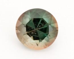 3.15ct Green Dichroic Round Sunstone (S2487)