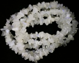 280 Cts one strands Moonstone beads GOGO 1424