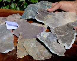 1.8 Kilo Amethyst Crystal Parcel AMT18