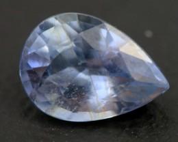 1.40 CTS  Pear Songea Sapphire GOGO 1493