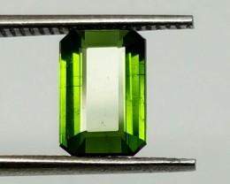 1.55CT TOURMALINE TOP QUALITY GEMS WITH BEST CUTTING JTR50