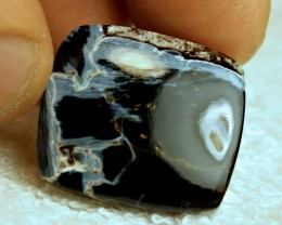 21.8 China Pietersite Cabochon - Lovely
