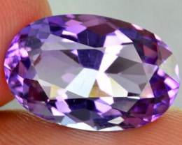 8~CT NATURAL LOVELY AMETHYST GEMSTONE