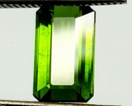 2.35CT TOURMALINE TOP QUALITY GEMS WITH BEST CUTTING JTR86