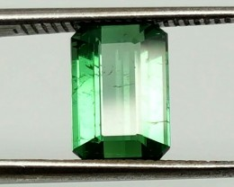 2.05CT TOURMALINE TOP QUALITY GEMS WITH BEST CUTTING JTR87