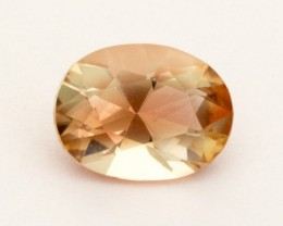 1.65ct Peach Oval Sunstone (S2480)