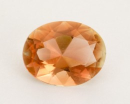 2.85ct Peach Oval Sunstone (S2482)