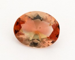 1.95ct Peach Oval Sunstone (S2483)