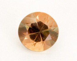 1.75ct Peach Round Sunstone (S2484)