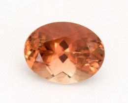 1.15ct Red Oval Sunstone (S2468)