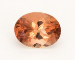 1.2ct Red Oval Sunstone (S2470)
