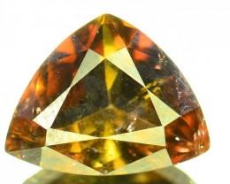 Rare 2.195 ct  Natural Axinite