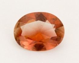 1.6ct Red Oval Sunstone (S2496)