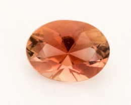0.9ct Red Oval Sunstone (S2500)