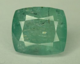 Certified Rarest 2.22 ct Natural Grandidierite ~ Collectors Gem