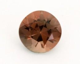 1.35ct Rootbeer Round Sunstone (S2489)