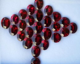 PRIVATEAUCTION BIG OFFER 49.40 CTS FINE GENUINE NATURAL PURPLEISH RED RHODO