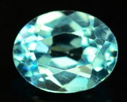 2.250 CT Natural Swiss Topaz