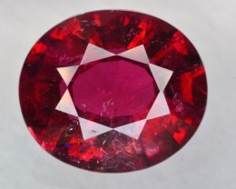 Next Bid & Win~10 ct natural lovely stunning rubellite gemstone
