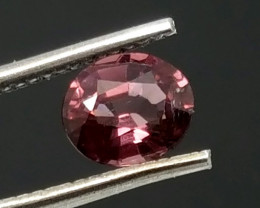 0.70CT SPINEL FROM BURMA BEST FACETED GEMSTONE FOR SALE