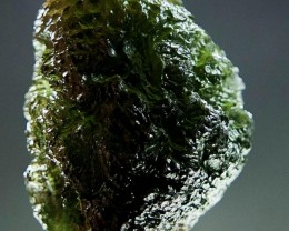 Moldavite forest green color - quality A+