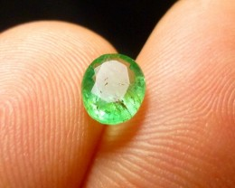 1.03cts Zambian Emerald , 100% Natural Gemstone