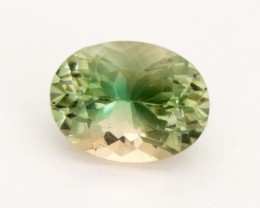 1.65ct Green Champagne Oval Sunstone (S2451)