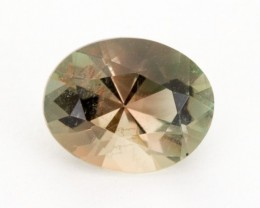 2.15ct Green Oval Sunstone (S2485)