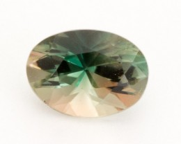 0.95ct Green Oval Sunstone (S2486)
