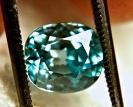 3.73 Carat Vibrant Southeast Asian Zircon - Gorgeous