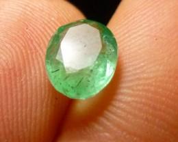 1.85cts Zambian Emerald , 100% Natural Gemstone