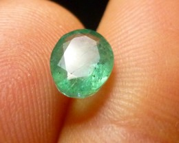 1.27cts Zambian Emerald , 100% Natural Gemstone