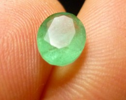 1.32cts  Emerald , 100% Natural Gemstone