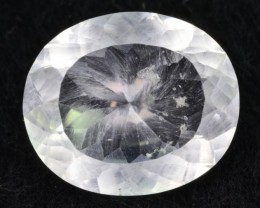 7.20 CT NATURAL RARE POLLUCITE GEMSTONE FROM PAKISTAN