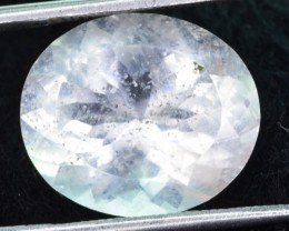 7.10 CT NATURAL RARE POLLUCITE GEMSTONE FROM PAKISTAN