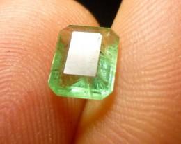 1.10cts  Emerald , 100% Natural Gemstone