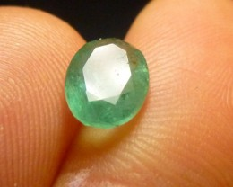 1.70cts Zambia Emerald , 100% Natural Gemstone