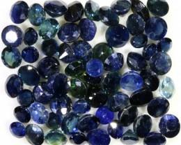 26.40 Cts Commercial Parcel Blue Sapphire GOGO 1582