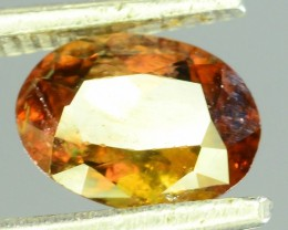 Rare 0.755 ct Natural Axinite
