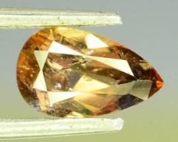 Rare 0.895 ct Natural Axinite