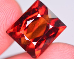 9.15 CT NATURAL HESSONITE GARNET GEMSTONE