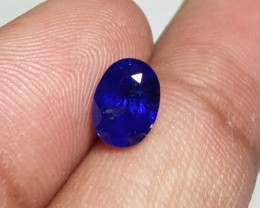 CERTIFIED 2.32 CTS NATURAL BEAUTIFUL OVAL MIXED ROYAL BLUE SAPPHIRE CEYLON