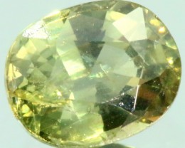 1.50 Cts Songea Sapphire GOGO 1639