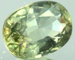 1.05 Cts Songea Sapphire GOGO 1643