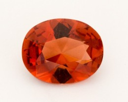 3.35ct Red Oval Sunstone (S2503)