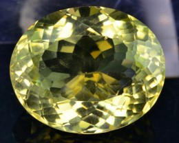 33.50 CT NATURAL STUNNING QUALITY CITRINE GEMSTONE