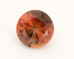 2.45ct Red Round Sunstone (S2505)