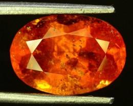 4.395 ct  Rare Gemstone Clinohumite