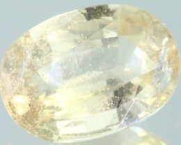 1.55 Cts Songea Sapphire GOGO 1647