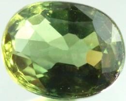 1.00 Cts Songea Sapphire GOGO 1649